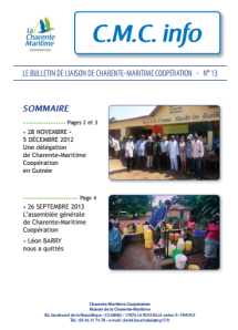 Cmc info 13