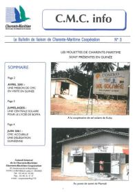 cmc info 3