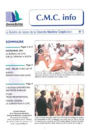 cmc info 5