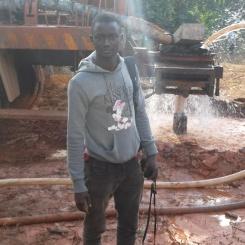 Ibrahima Keita - Coordinateur H2O
