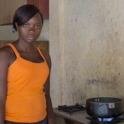 Mamaissata Camara - Cuisinière