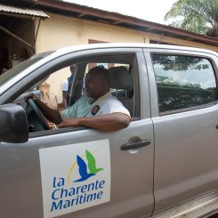 Mohamed Camara - Chauffeur mécano