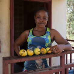 Mariama Camara - Femme de ménage