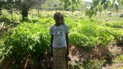 Mamata Camara du groupe Bankélé de Kéléa