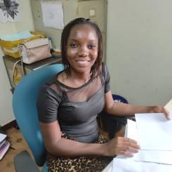 Rosalie Loua - Assistante Admin-Fi